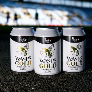 Purity Wasps Gold Beer